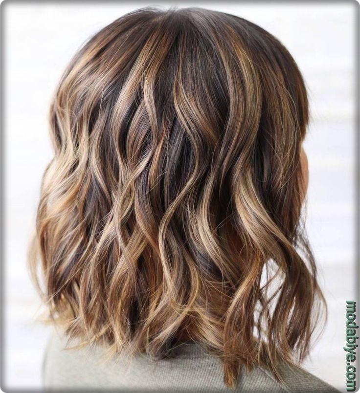 Açık Kahverengi Saç