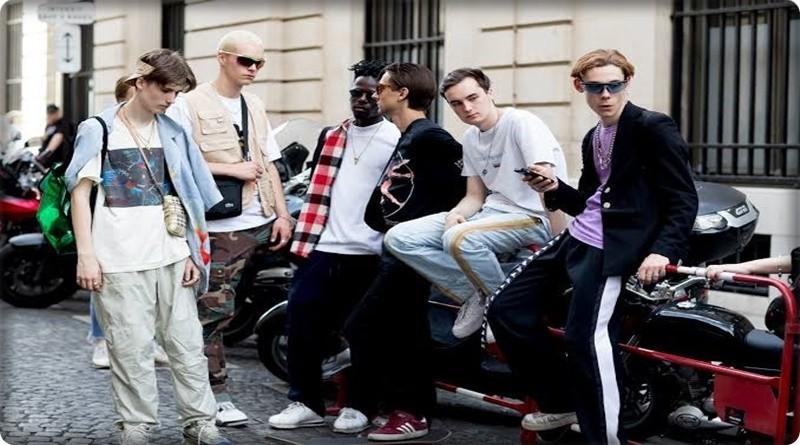 Sokak Stili Erkek Giyim Ve Kombinleri