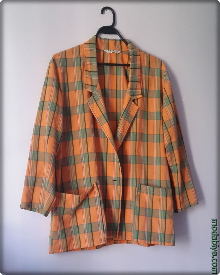 70 Model Oversize Ceket