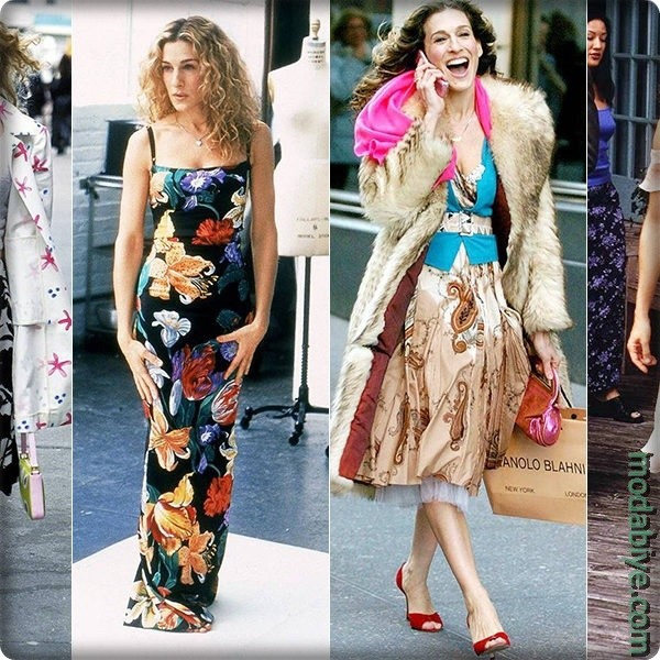 Carrie Bradshaw it girl