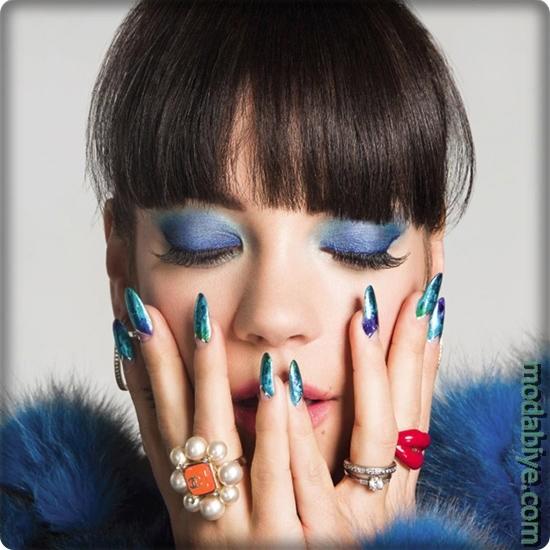 Lilly Allen Makyajı
