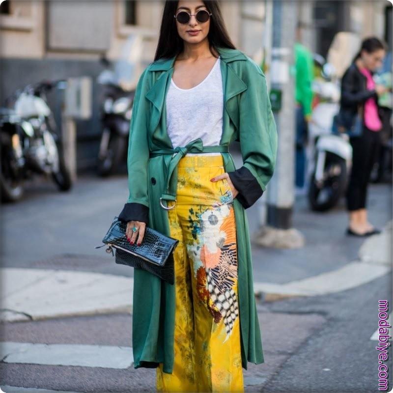 Canlı Sokak Stili Giyim Önerileri