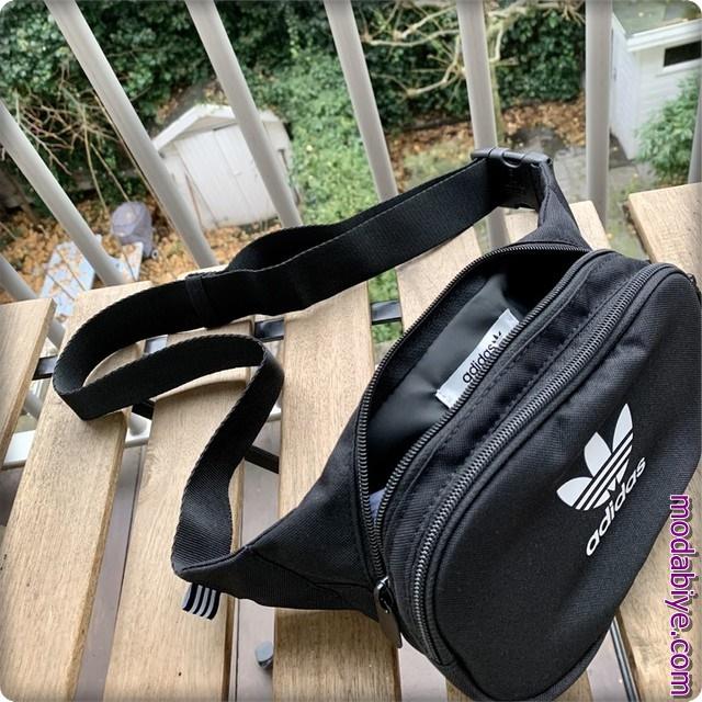 Adidas çapraz askılı omuz bel çantası