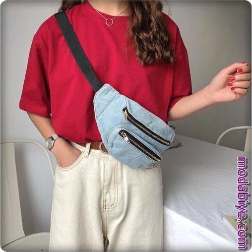 Kadın omuz bel çantası modelleri