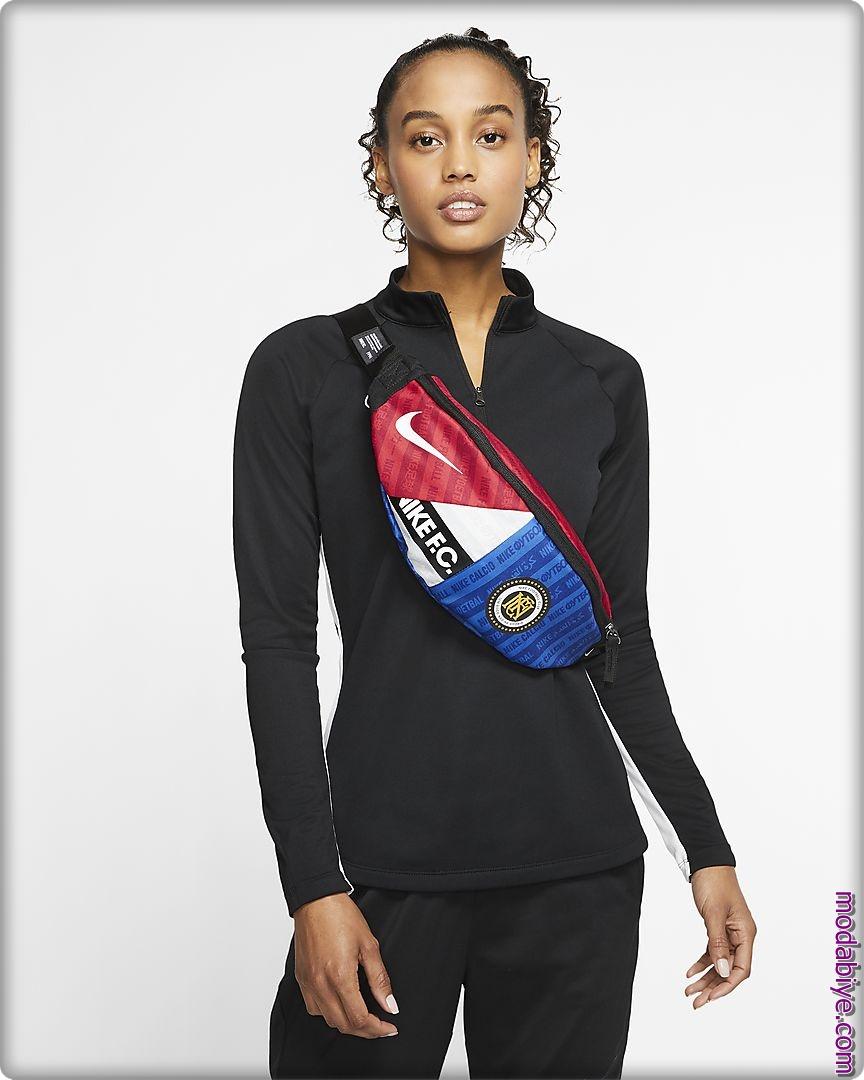Nike FC Omuz Bel Çantası