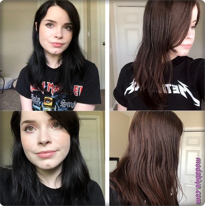 Saçtan siyah renk nasıl çıkarılır