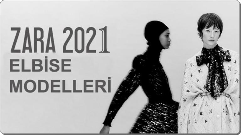 Zara 2021 Elbise Modelleri
