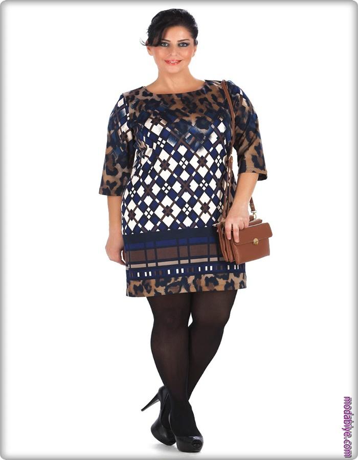 Renkli Desenli Abiye Bluz Modelleri