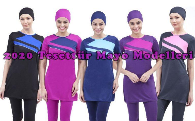 2020 Tesettür Mayo Modelleri