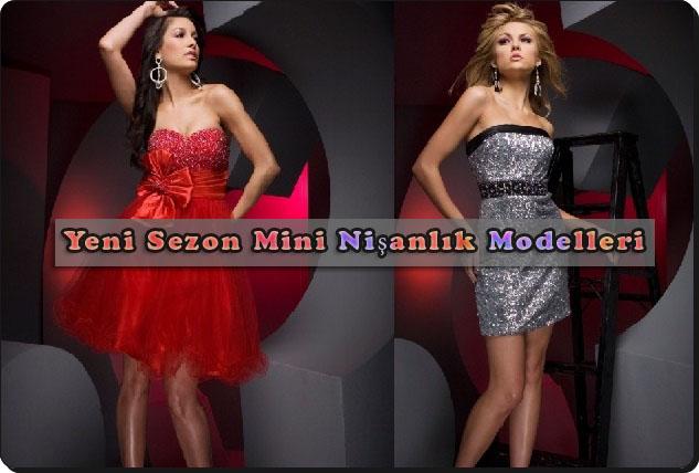 Yeni Sezon Mini Nişanlık Modelleri