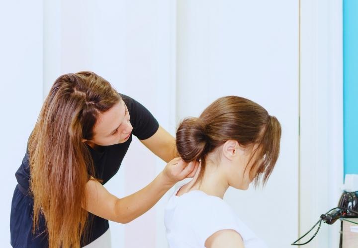 Kına gecesi için saç modelleri