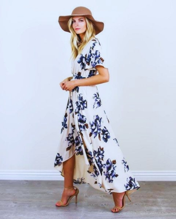 Yazlık Elbise Kombineleri