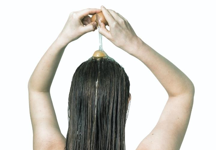 Yumurta Maskesi ile Saç Uzatma Yöntemleri